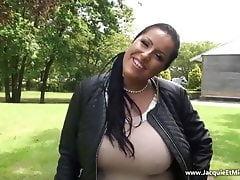 French Busty Babe Tatiana