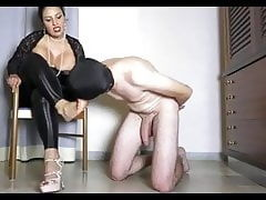 Foot Domination Mistress